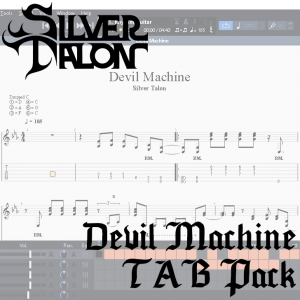 Silver Talon Devil Machine TAB Pack