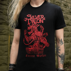 Silver Talon Electric Warfare Shirt