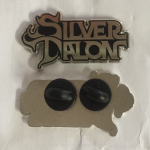 Silver Talon Metal Pin