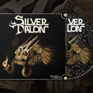 Silver Talon Becoming A Demon Digipak CD