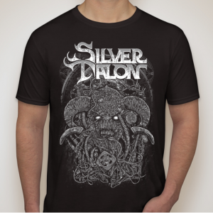 Silver Talon Trash Demon T-Shirt