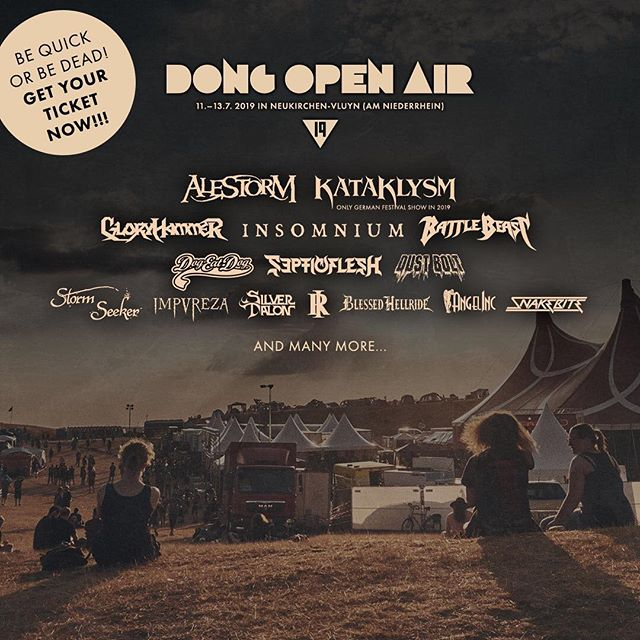 Silver Talon Dong Open Air 2019