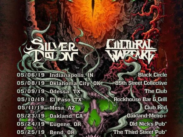 Silver Talon Exmortus North American Tour 2019