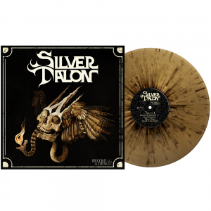 Silver Talon Becoming A Demon Splatter LP