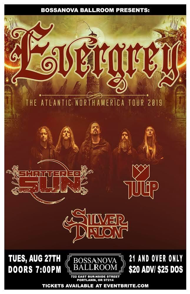 Evergrey & Silver Talon