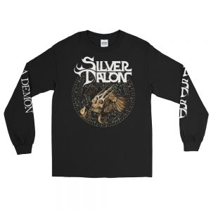 Silver Talon Becoming A Demon Longsleeve Shirt