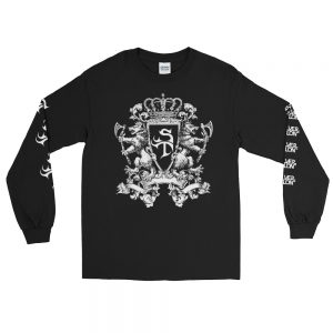 Silver Talon Royal Crest Long Sleeve Shirt