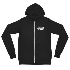 Becoming A Demon Zip Up Hoodie