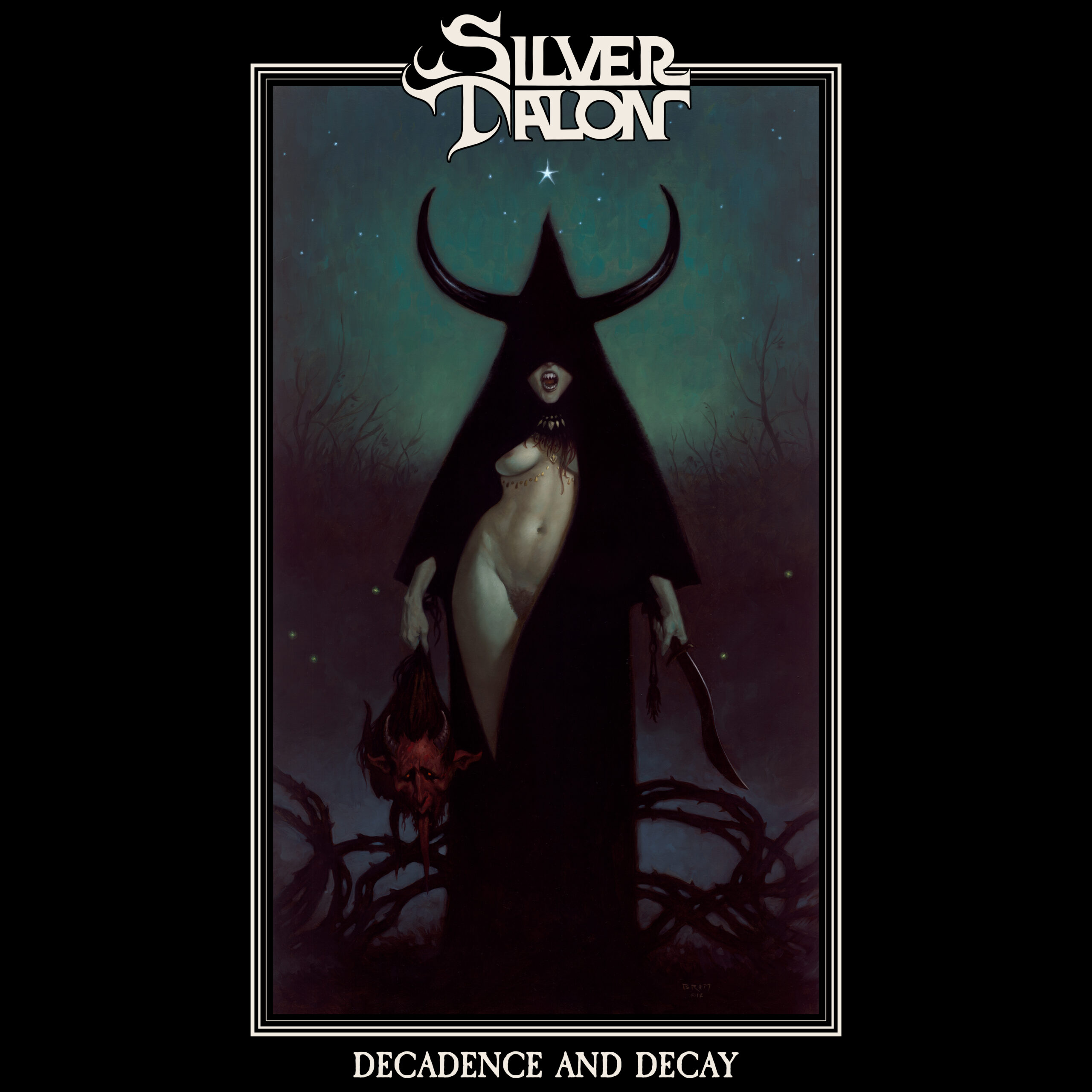 Silver Talon Decadence and Decay